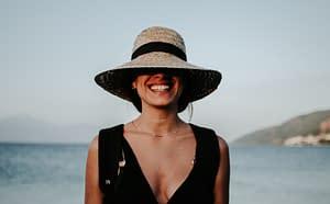 smile teeth white woman