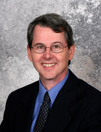 Dr. Powers is our dentist at John Powers, DMD