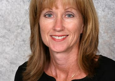 Barbara is our hygienist at John Powers, DMD
